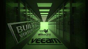 Veeam-VMware-+-HyperV Built for Virtualization Image